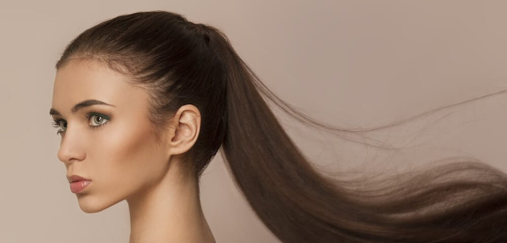 5 easy ways to style a ponytail - Rebecca Oates Bicton