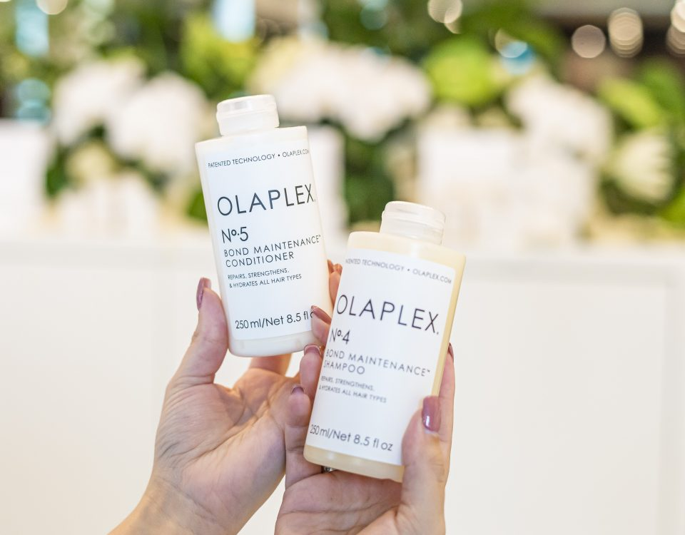 Does lightening your hair with Olaplex really prevent damage?